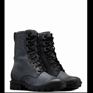 Sorel Phoenix Waterproof Lace Up Boots